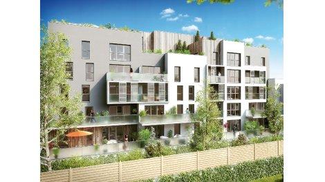 Appartements neufs Le 850 République investissement loi Pinel à Marcq-en-Baroeul