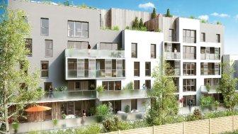Appartements neufs Le 850 République éco-habitat à Marcq-en-Baroeul