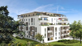 Appartements neufs Or'Iginel investissement loi Pinel à Colomiers