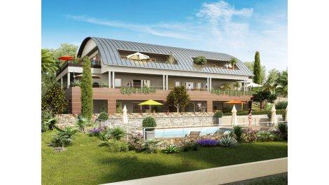 Appartement neuf Domaine du Cap à Vallauris