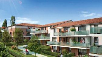 Appartements neufs Coeur Blagnac éco-habitat à Blagnac
