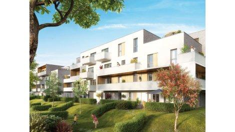 Appartement neuf Les Chemins du Bailly 2 à Marcq-en-Baroeul