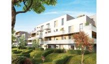 Appartements neufs Les Chemins du Bailly 2 investissement loi Pinel à Marcq-en-Baroeul