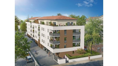 Appartement neuf So Blagnac à Blagnac