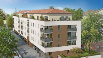 Appartements neufs So Blagnac éco-habitat à Blagnac