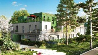 Appartements neufs Le Jardin de Jean et Suzanne éco-habitat à Amiens