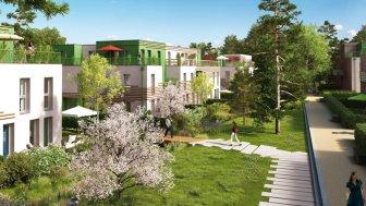 Appartements neufs Le Jardin de Jean et Suzanne 2 éco-habitat à Amiens