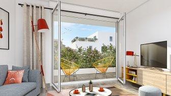 Appartements neufs Résidence Laurens éco-habitat à Montpellier