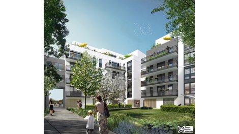 Appartement neuf Rive Gauche investissement loi Pinel à Sceaux