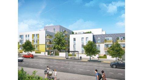 Appartement neuf L'Echappée investissement loi Pinel à Rambouillet
