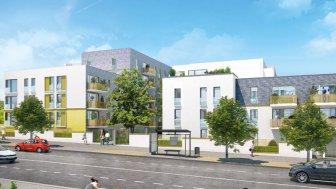 Appartements neufs L'Echappée investissement loi Pinel à Rambouillet