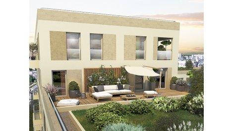 Appartement neuf Open investissement loi Pinel à Rennes