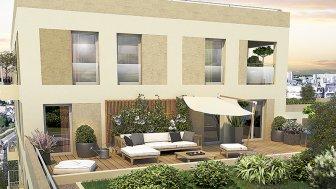 Appartements neufs Open éco-habitat à Rennes