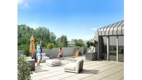Appartement neuf Quiétud' investissement loi Pinel à Chambéry