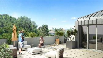 Appartements neufs Quiétud' investissement loi Pinel à Chambéry