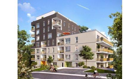 Appartement neuf Initiale investissement loi Pinel à Seynod
