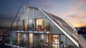 Appartements neufs Pixelium investissement loi Pinel à Strasbourg