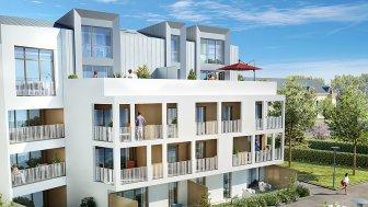 Appartements neufs L'Angélique investissement loi Pinel à Cesson-Sévigné
