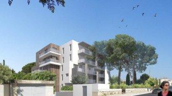 Appartements neufs Prochainement éco-habitat à Montpellier