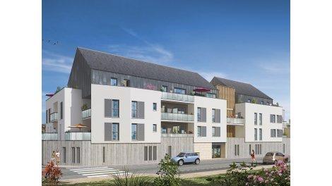 Appartement neuf Carré Design investissement loi Pinel à Joué-les-Tours