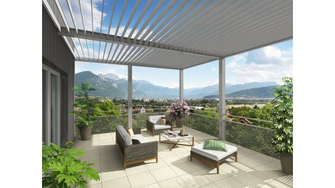 appartement neuf à Metz-Tessy