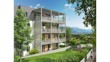 logement neuf à Metz-Tessy