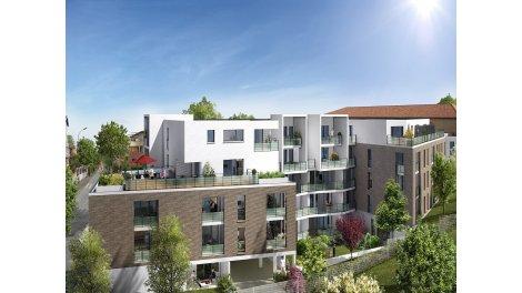 Appartement neuf Les Hauts de Belmont à Toulouse