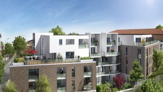 Appartements neufs Les Hauts de Belmont investissement loi Pinel à Toulouse