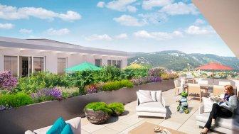 Appartements neufs L'Orée Sainte-Baume éco-habitat à Cuges-les-Pins