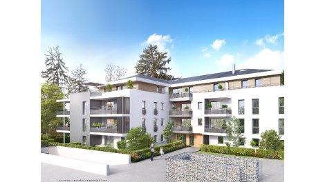 Appartement neuf Villa Verde à Vétraz-Monthoux