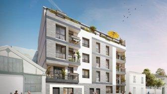 Appartements neufs L'Atelier Uptown éco-habitat à Aubervilliers
