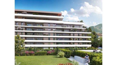 Appartement neuf Legend investissement loi Pinel à Annecy