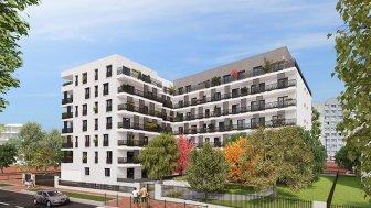 Appartements neufs Rythmik éco-habitat à Asnieres-sur-Seine