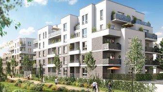 Appartements neufs Les Jardins Don Bosco éco-habitat à Caen