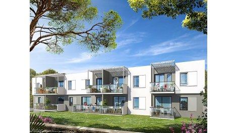Appartements et maisons neuves Les Demeures de l'Etoile à Marseille 12ème