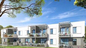 Appartements et maisons neuves Les Demeures de l'Etoile éco-habitat à Marseille 12ème