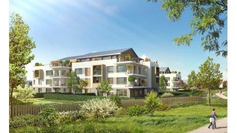 Appartements et maisons neuves Le Cottage à Vert-Saint-Denis