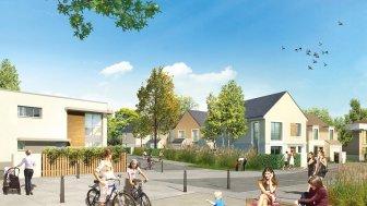 Appartements et maisons neuves Le Cottage 2 investissement loi Pinel à Vert-Saint-Denis