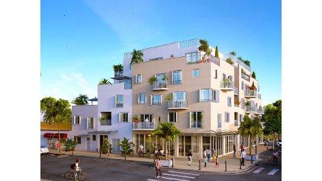 Appartement neuf Au Fil de l'Estey éco-habitat à La Teste de Buch
