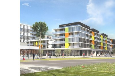 Appartement neuf Connectis investissement loi Pinel à Saint-Genis-Pouilly