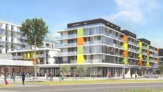 Appartements neufs Connectis à Saint-Genis-Pouilly