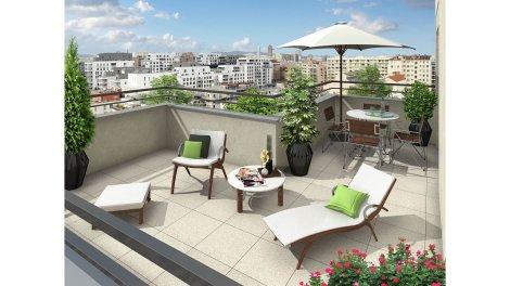 investir dans l'immobilier à Lyon 8ème