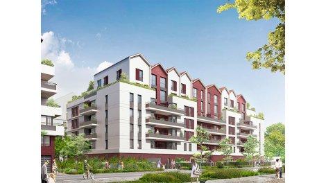 Appartement neuf Uni'Vert éco-habitat à Neuilly-sur-Marne
