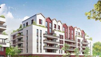 Appartements neufs Uni'Vert à Neuilly-sur-Marne