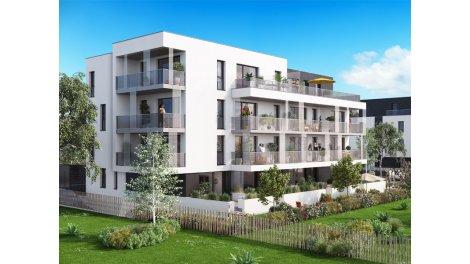 Appartement neuf Arbor & Sens investissement loi Pinel à Brumath