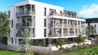 Appartements neufs Arbor & Sens investissement loi Pinel à Brumath