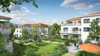 Appartements neufs Foy 5 éco-habitat à Sainte-Foy-les-Lyon