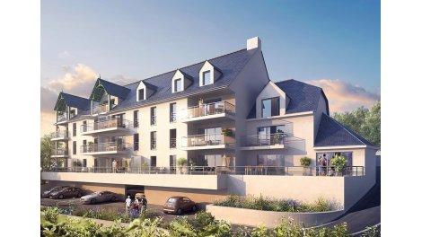 Appartements neufs Beausite éco-habitat à Pornic