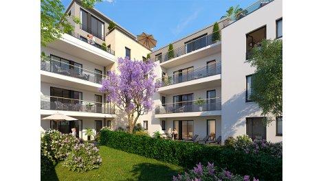 Appartement neuf Le Hameau de Longueil investissement loi Pinel à Maisons-Laffitte