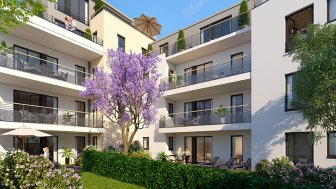 Appartements neufs Le Hameau de Longueil investissement loi Pinel à Maisons-Laffitte